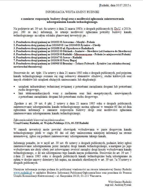 Informacja Wójta Gminy Rudniki.png