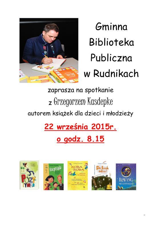 Spotkanie autorskie z Grzegorzem Kasdepke.jpeg