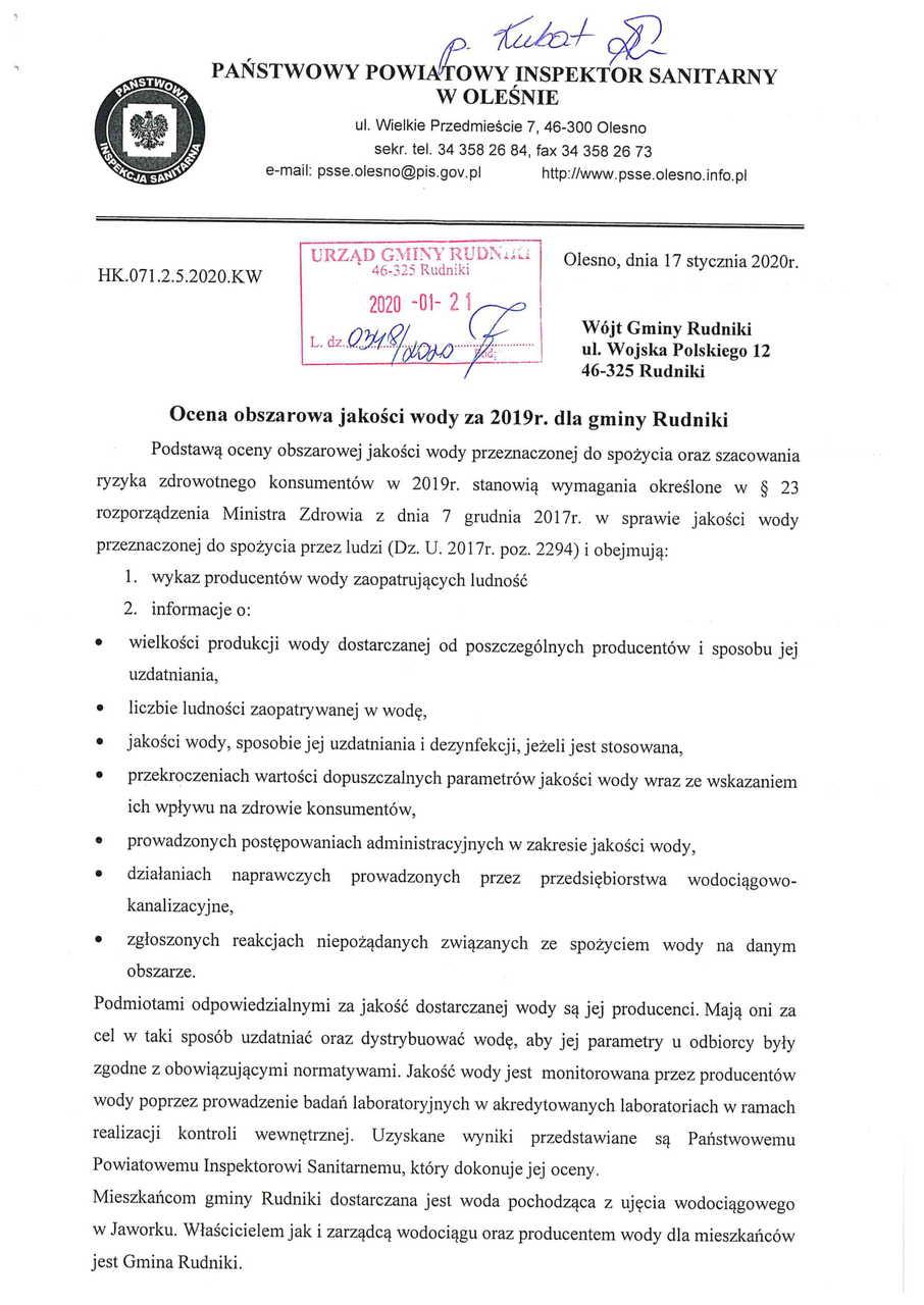 Ocena obszarowa jakości wody za 2019 r. dla gminy Rudniki-1.jpeg