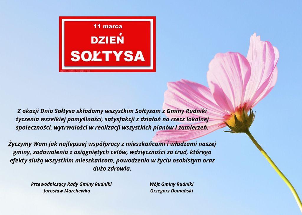 Z okazji Dnia Sołtysa składamy wszystkim Sołtysom z Gminy Tułowice życzenia wszelkiej pomyślności, satysfakcji z działań na rzecz lokalnej społeczności, wytrwałości w realizacji wszystkich planów i zamierz (5).jpeg
