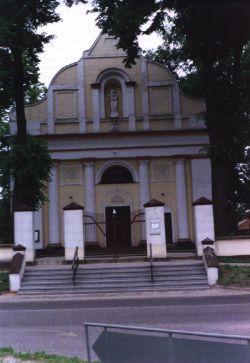 Kościół w Rudnikach