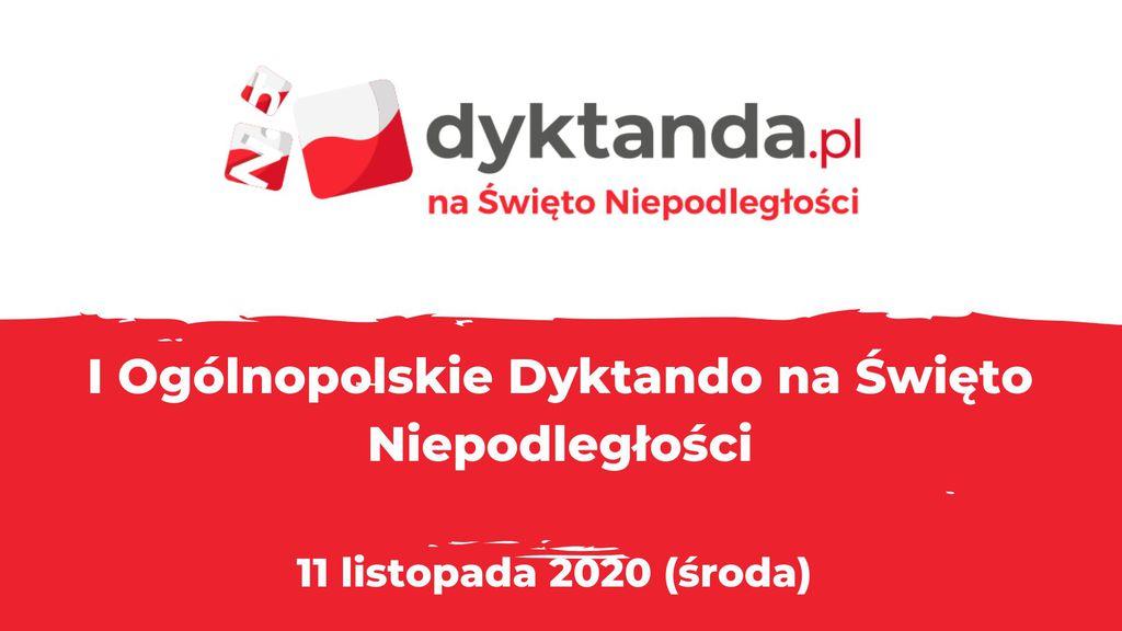 I Ogólnopolskie Dyktando na Święto Niepodległości.jpeg