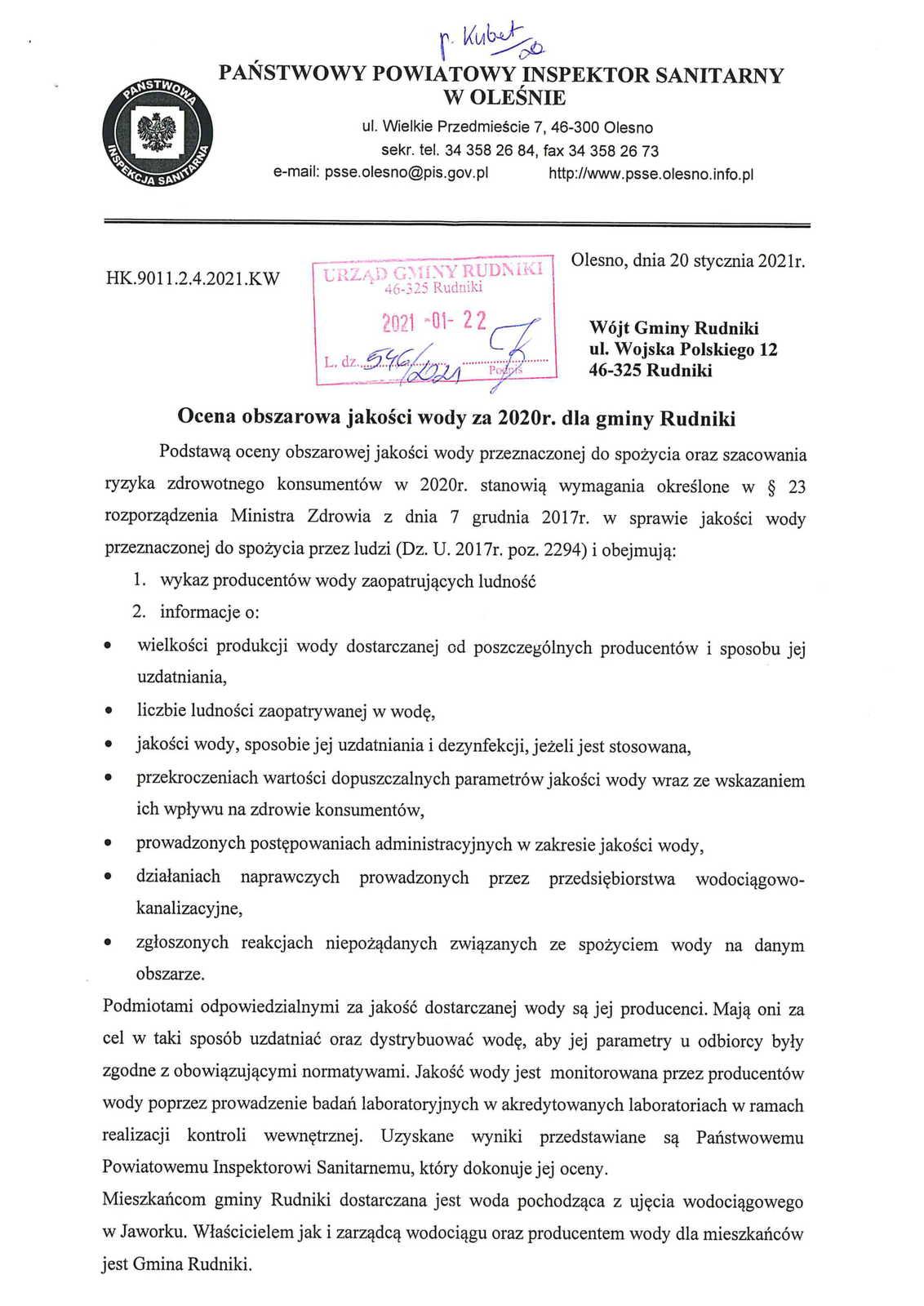 Ocena obszarowa jakości wody za 2020 r. - Gmina Rudniki-1.jpeg