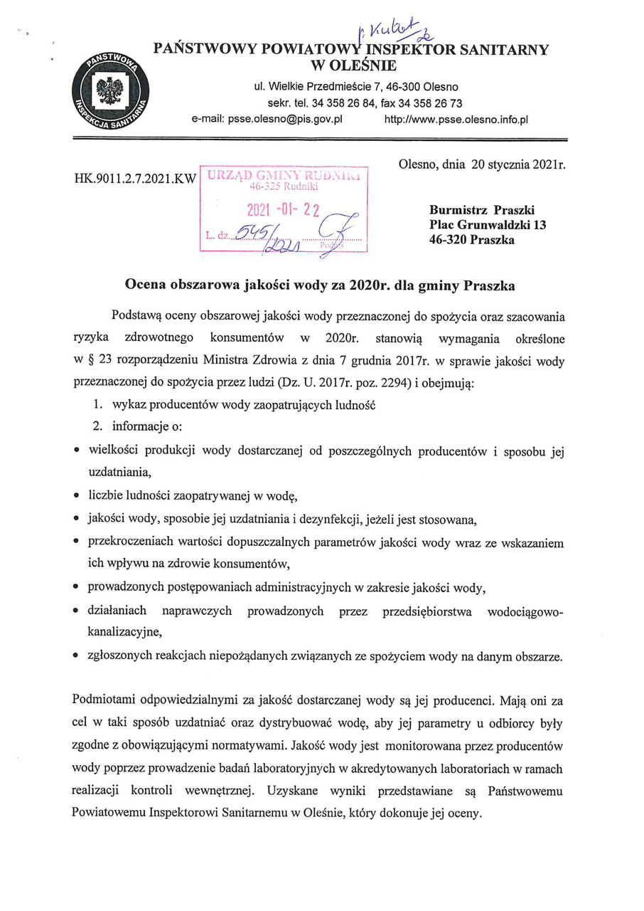 Ocena obszarowa jakości wody za 2020 r. - Gmina Praszka-1.jpeg