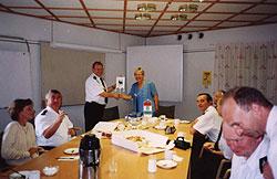 Spotkanie z władzami samorządowymi