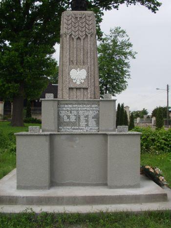 Pomnik w Żytniowie