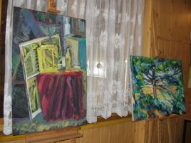 Wystawa malarstwa w Rudnikach