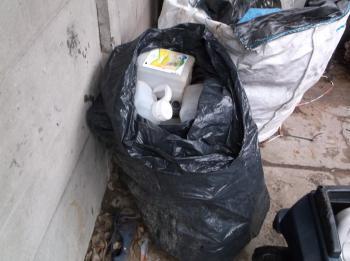 Galeria Podrzucone odpady 2016