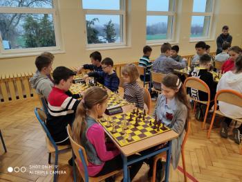 Galeria XII Turniej Szachowy
