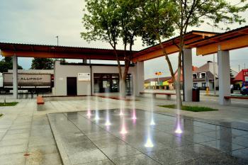 Centrum przesiadkowe w Rudnikach