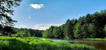 Pobliski Załeczański Park Krajobrazowy