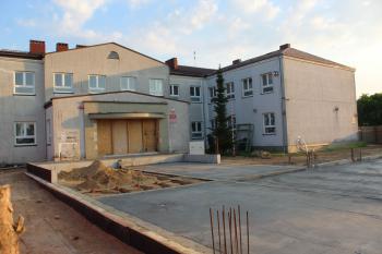 Galeria Budowa sali w Cieciułowie